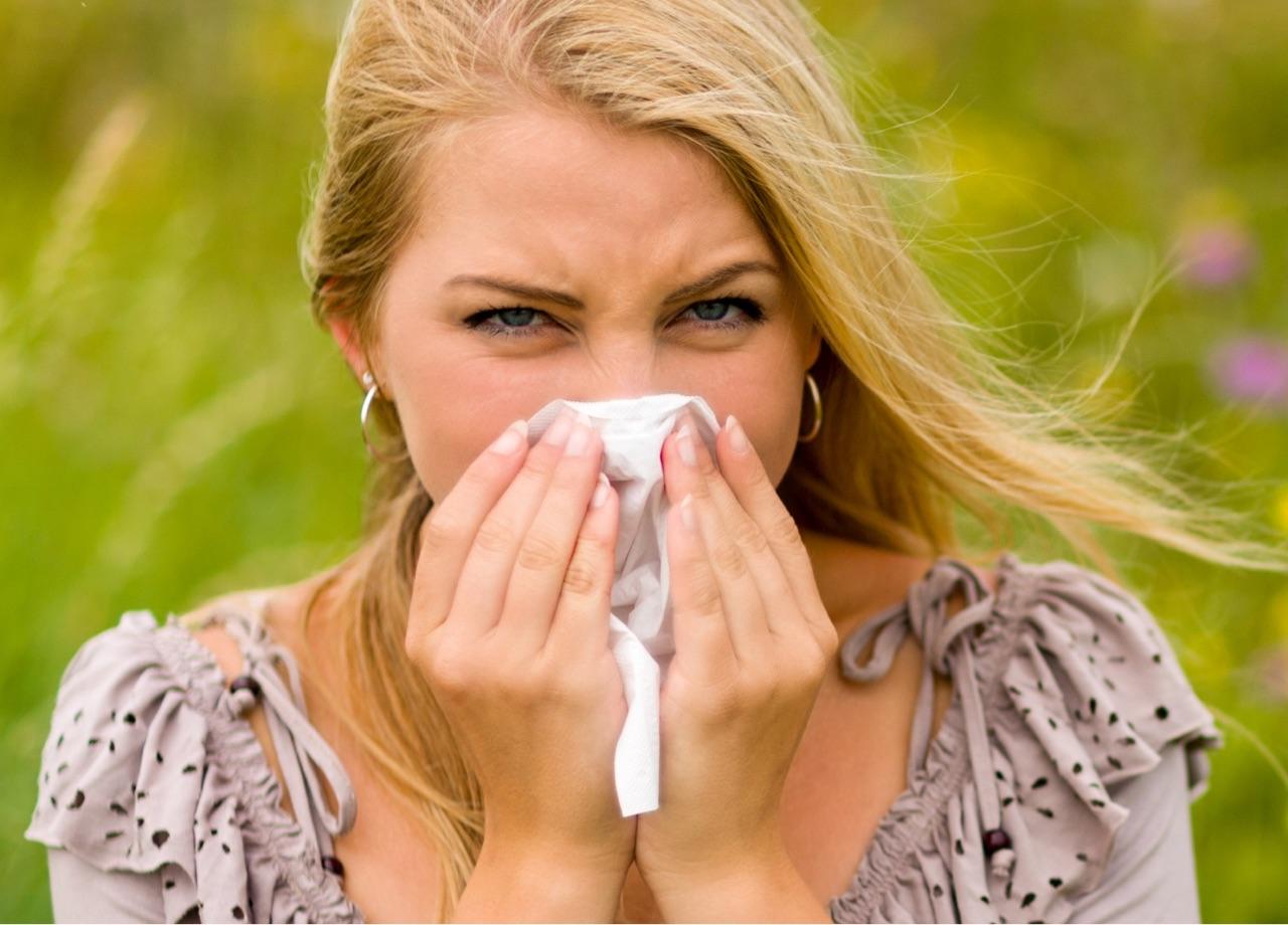 La alergia al polen de las graneas.